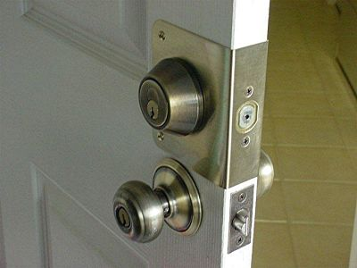 Door locks of all kinds to keep you secure