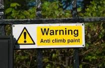 anti climb paint a recommendation