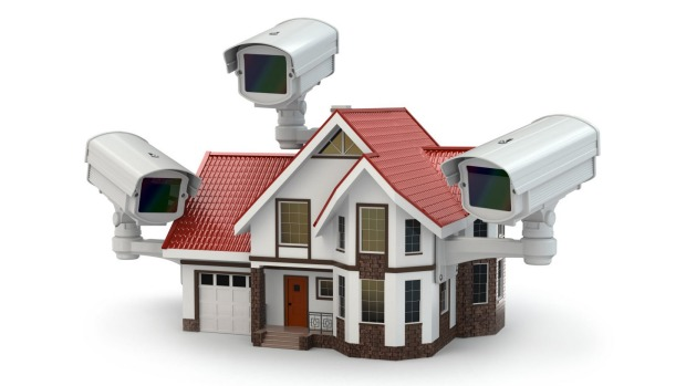 all you need for your home and business security